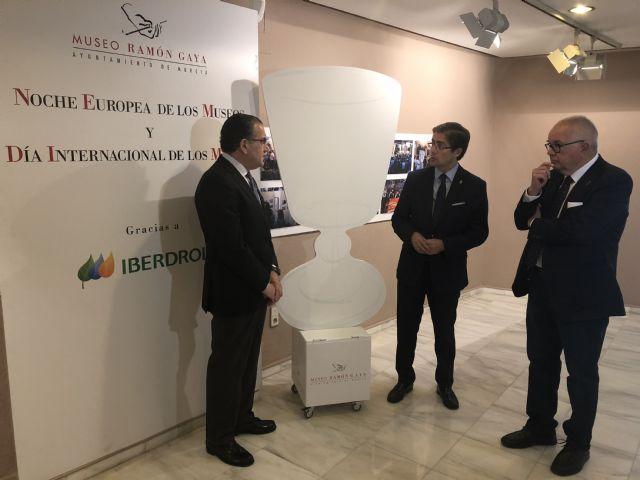 El Museo Ramón Gaya se convierte en epicentro del Día y la Noche de los Museos - 1, Foto 1