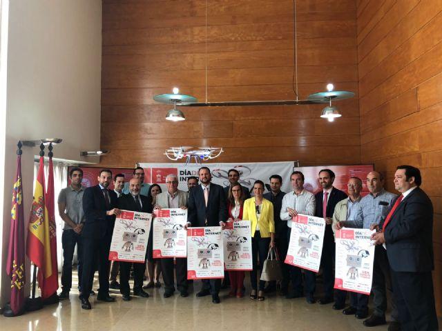 Murcia celebra el Día de Internet el próximo fin de semana con novedosas actividades en la Plaza Circular - 2, Foto 2