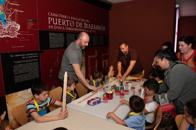 Talleres en familia y música en la Factoría Romana para celebrar el día de los museos, Foto 1