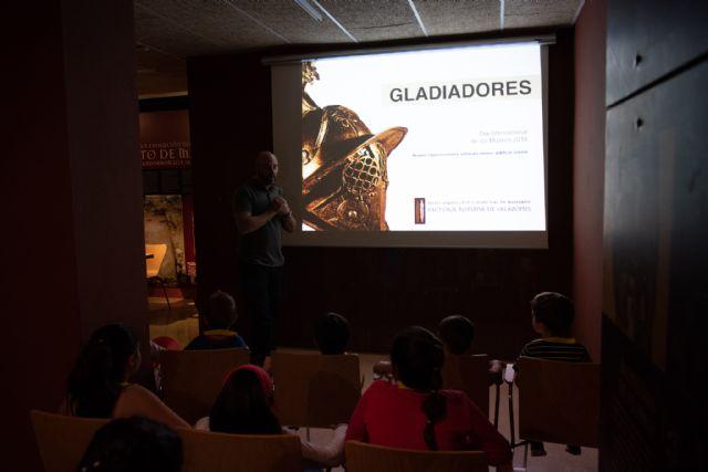 Talleres en familia y música en la Factoría Romana para celebrar el día de los museos - 3, Foto 3