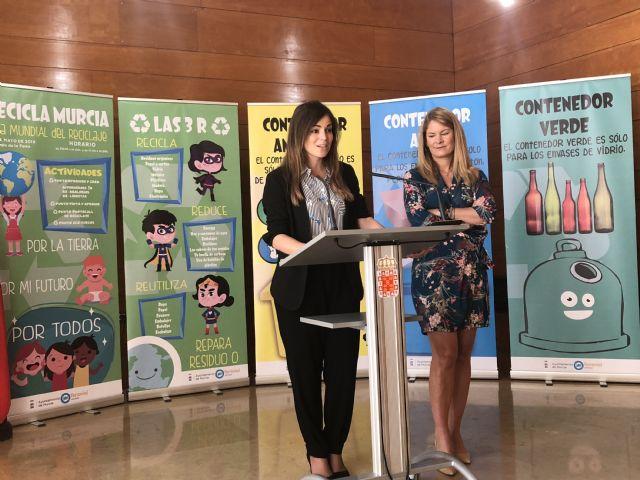 El Jardín de La Fama acogerá mañana las actividades con motivo del Día Mundial del Reciclaje - 1, Foto 1