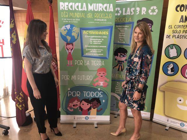 El Jardín de La Fama acogerá mañana las actividades con motivo del Día Mundial del Reciclaje - 2, Foto 2
