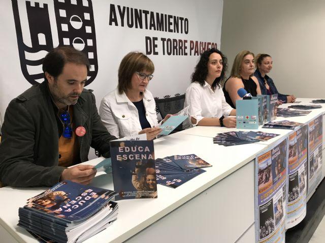 El II Festival de Artes Escénicas de Centros Educativos del Municipio de Torre Pacheco EducaEscena se celebra del 24 de mayo al 7 de junio - 2, Foto 2