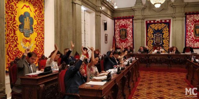 Se aprueba el presupuesto municipal 2018 de MC para Cartagena - 1, Foto 1