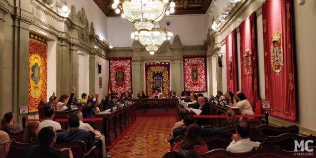 Se aprueba el presupuesto municipal 2018 de MC para Cartagena - 2, Foto 2