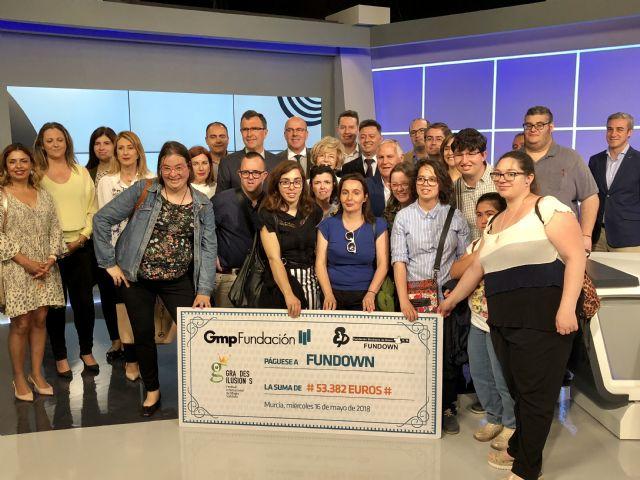 Fundown recibe la recaudación más alta del festival solidario ´Grandes ilusiones´ con más de 53.000 euros - 1, Foto 1