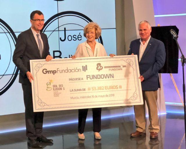 Fundown recibe la recaudación más alta del festival solidario ´Grandes ilusiones´ con más de 53.000 euros - 2, Foto 2