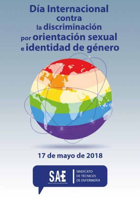SAE denuncia la discriminación que existe en los sistemas sanitarios hacia las personas LGBTI - 1, Foto 1