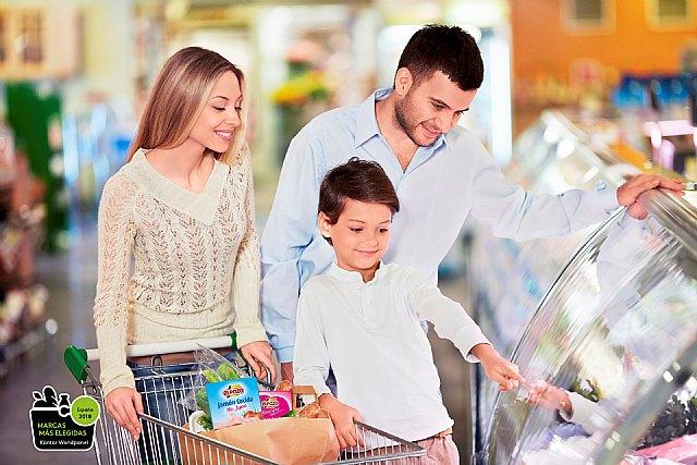 ELPOZO, la marca más comprada por los hogares españoles, Foto 1
