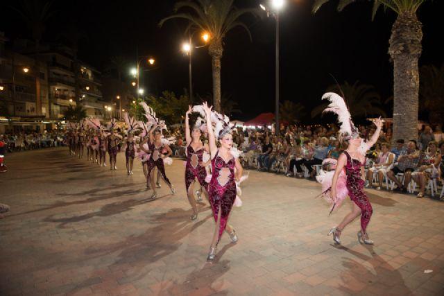 El Carnaval de Verano de Puerto de Mazarrón se celebrará el sábado 14 de julio, Foto 1