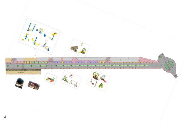 La avenida de la Libertad contará con nuevos espacios ajardinados y de juegos infantiles - 2, Foto 2