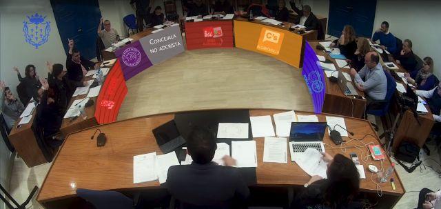 PP: PSOE, Ciudadanos, Podemos e IU aprobaron acuerdos, presuntamente ilegales - 1, Foto 1