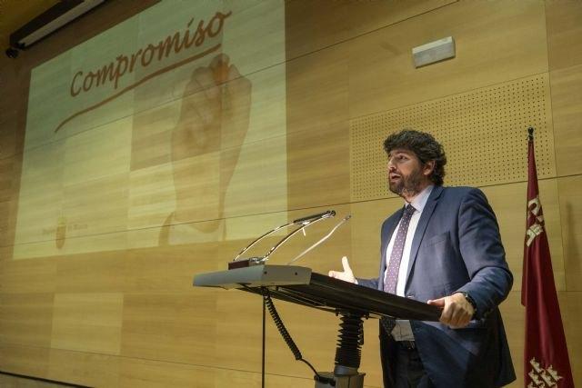 López Miras: Estamos ultimando el II Plan de Igualdad en la Administración, que recogerá las aportaciones de los empleados públicos - 2, Foto 2