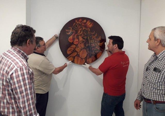 La exposición ´20 años sin José María Párraga´ llega ampliada al Muram de Cartagena - 1, Foto 1