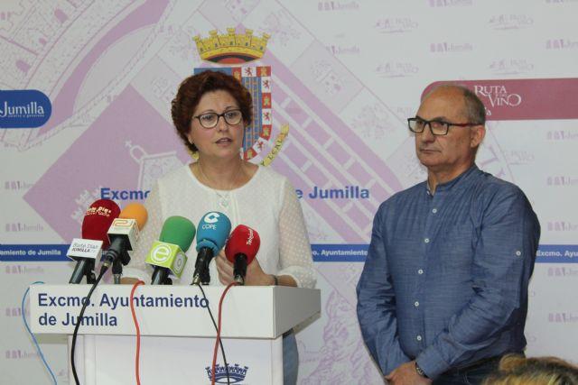 El Ayuntamiento buscará nuevas vías de financiación para el proyecto 'Jumilla, Historia y Vino' - 1, Foto 1