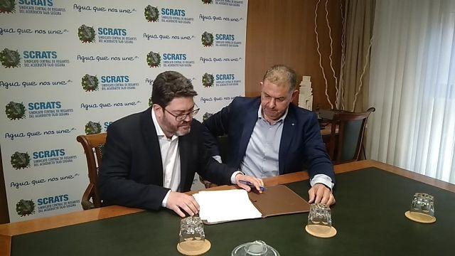 """Ciudadanos reitera a los regantes del Tajo-Segura su defensa """"sin ambages y sin matices"""" del trasvase, Foto 1"""