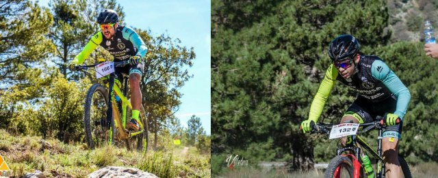 Framusa Saltamontes en la Sagra MTB Race, Foto 1