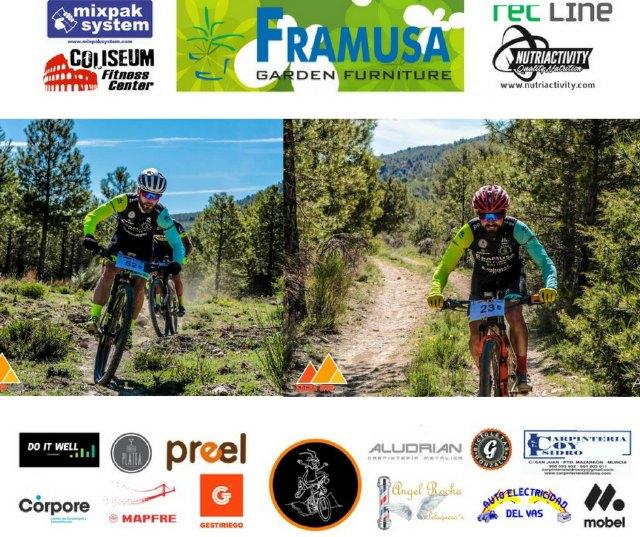 Framusa Saltamontes en la Sagra MTB Race, Foto 2