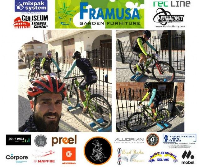 Framusa Saltamontes en la Sagra MTB Race, Foto 3
