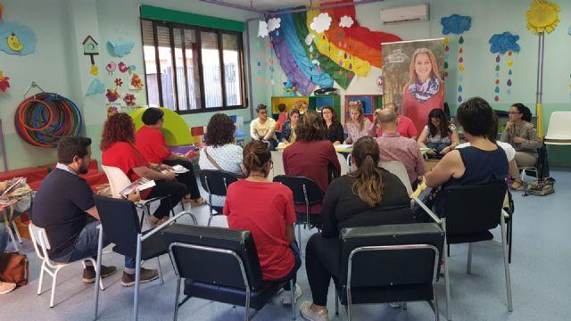 Mariola Guevara se reúne con representantes de las AMPAs del municipio - 1, Foto 1