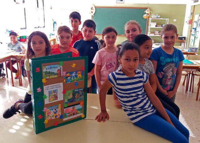 El colegio Valentín Buendía se entrega a la literatura infantil con su Semana Cultural - 4, Foto 4