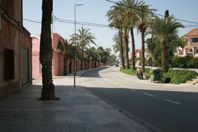 They initiate the file to contract the execution of the healthy urban itinerary in the avenue of Lorca for the exercise of the activity - 3
