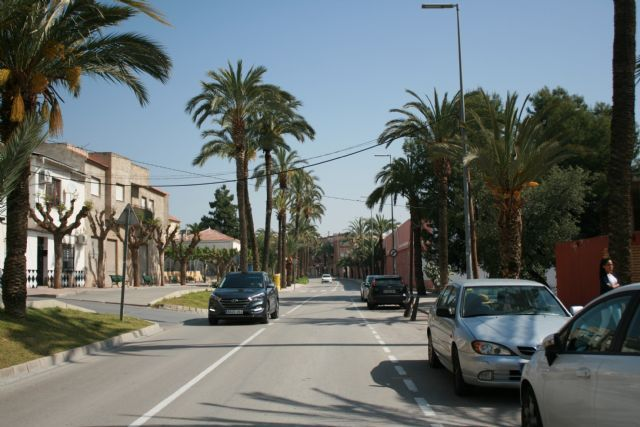 They initiate the file to contract the execution of the healthy urban itinerary in the avenue of Lorca for the exercise of the activity - 4