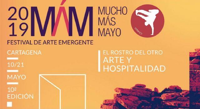 Los barrios y asociaciones se vuelcan con actividades cooperativas en Mucho Más Mayo - 1, Foto 1