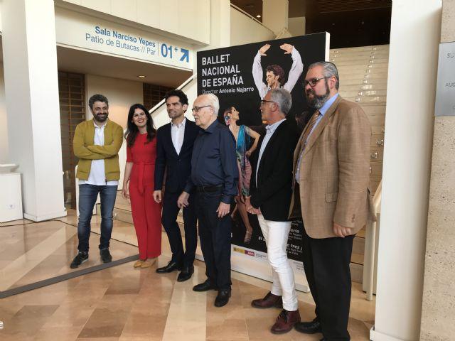 El Auditorio regional acoge el estreno mundial de 'Eterna Iberia' del Ballet Nacional de España - 1, Foto 1