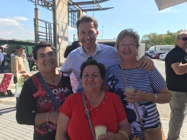 El PP de Fulgencio Gil logra una subvención europea que permitirá a los lorquinos contar con acceso de WiFi gratis en diferentes enclaves de todo el municipio - 1, Foto 1
