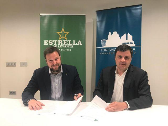 Estrella Levante y Turismo de Murcia Convention Bureau  se alían para promocionar los eventos en la ciudad - 1, Foto 1