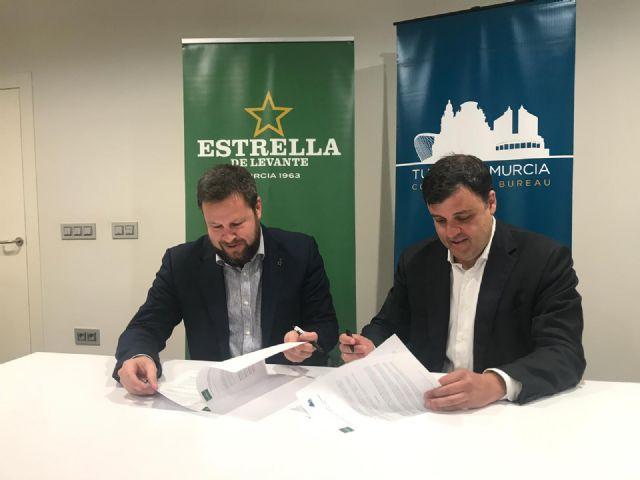 Estrella Levante y Turismo de Murcia Convention Bureau  se alían para promocionar los eventos en la ciudad - 2, Foto 2