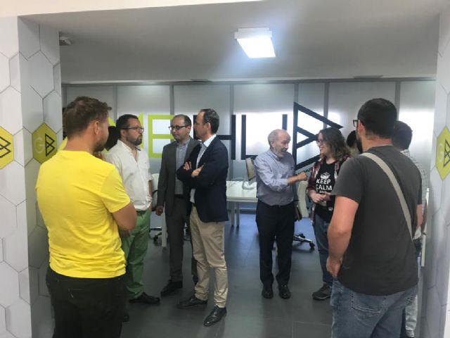 La Comunidad ofrece un nuevo espacio de trabajo gratuito en el Parque Científico de Murcia para desarrolladores de videojuegos - 1, Foto 1