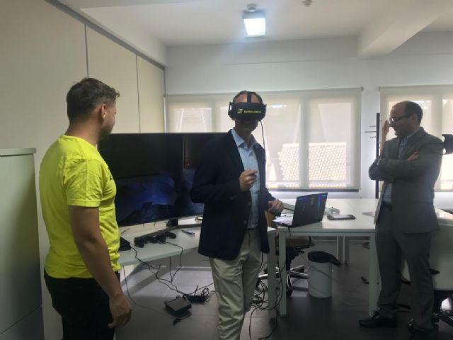 La Comunidad ofrece un nuevo espacio de trabajo gratuito en el Parque Científico de Murcia para desarrolladores de videojuegos - 2, Foto 2