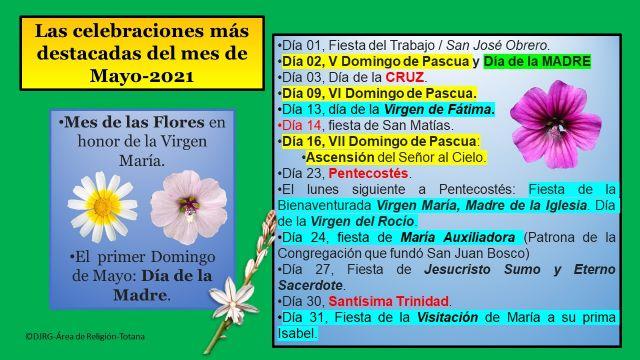 [Celebración del Mes de las Flores en Totana