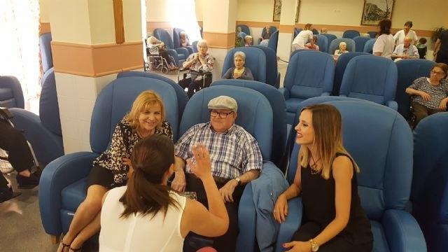 La Consejería de Familia amplía en 30 las plazas para atender a personas mayores en la residencia de Villanueva del Río Segura - 2, Foto 2