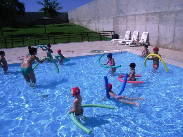 Mañana 17 de junio comienza la temporada de las piscinas en el Complejo Deportivo Guadalentín, Foto 2