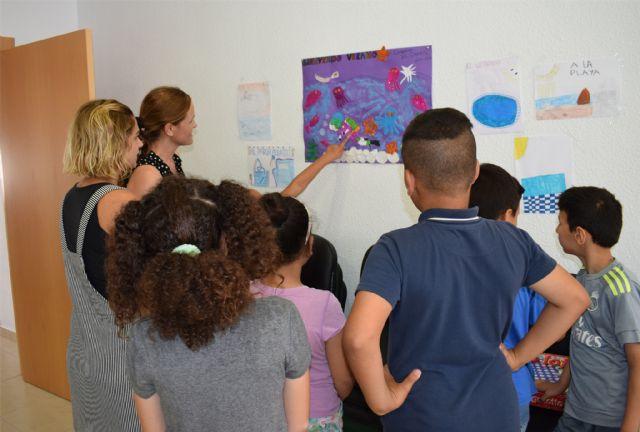 20 niños del municipio se benefician de las ventajas que aporta el proyecto social El Candil - 1, Foto 1
