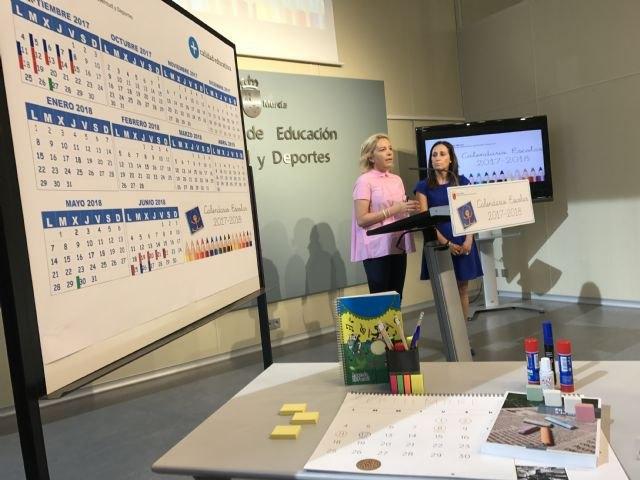 Educación presenta el calendario escolar del curso 2017-2018 con la participación de todos los municipios, Foto 1