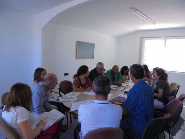 Campoder inicia los trabajos para la puesta en marcha de los proyectos programados en su estrategia, Foto 1