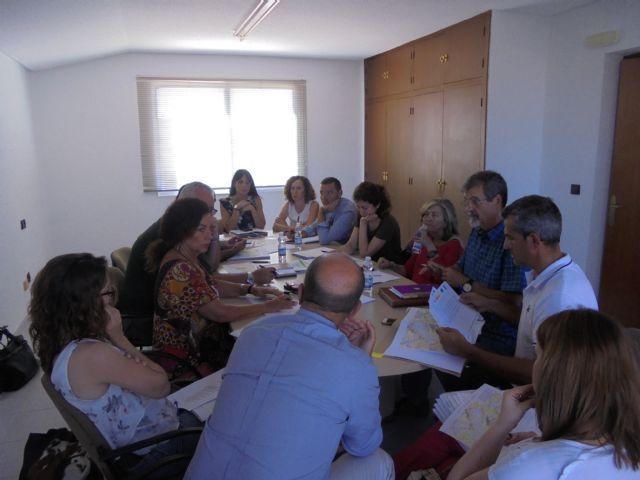 Campoder inicia los trabajos para la puesta en marcha de los proyectos programados en su estrategia, Foto 2