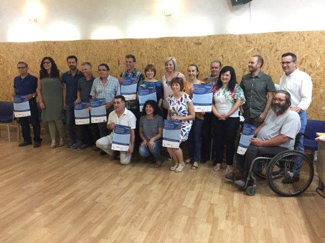 Seis empresas de Alhama renuevan su acreditación con la Carta Europea de Turismo Sostenible (CETS), Foto 2