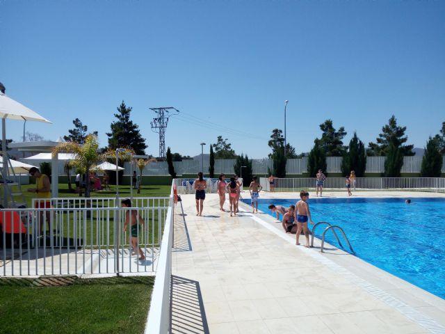 Las piscinas de verano de Puerto Lumbreras abren sus puertas - 1, Foto 1