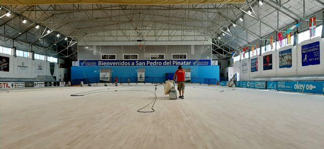 Deportes mejora las instalaciones del polideportivo municipal y el campo de fútbol José Antonio Pérez - 1, Foto 1