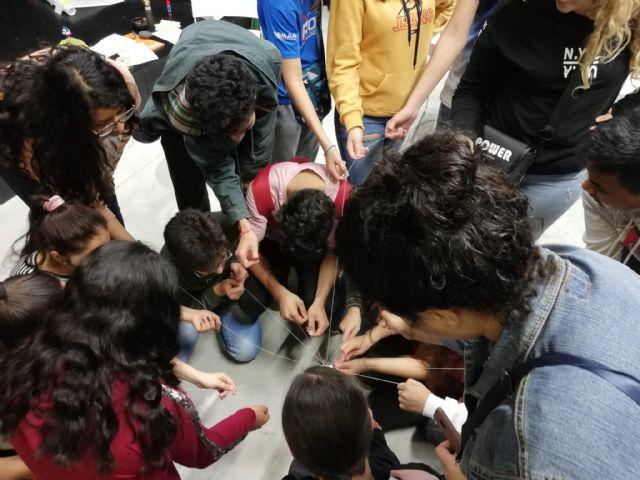 Los jóvenes de Torre Pacheco votan los presupuestos participativos - 1, Foto 1