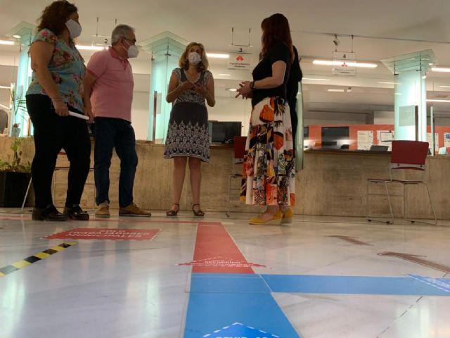 Atención Ciudadana realiza 2.607 gestiones por cita previa en las tres oficinas centrales - 1, Foto 1