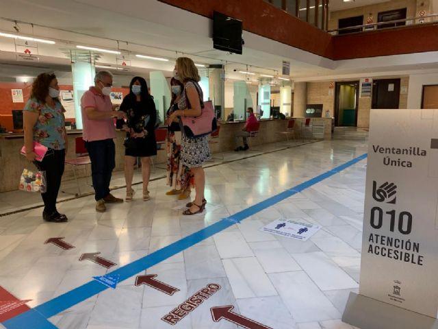 Atención Ciudadana realiza 2.607 gestiones por cita previa en las tres oficinas centrales - 2, Foto 2
