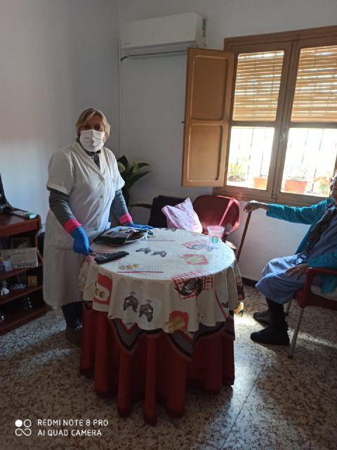La Comunidad destina casi 600.000 euros al Ayuntamiento de Puerto Lumbreras para la prestación del servicio de ayuda a domicilio para personas dependientes - 2, Foto 2