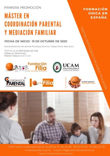 Master en coordinación parental y mediación familiar - 1, Foto 1