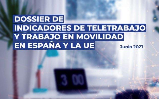 El teletrabajo aumenta en España hasta el 11,2% de la población ocupada durante el primer trimestre de 2021 - 1, Foto 1